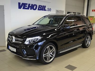 begagnad Mercedes GLE350 d 4Matic/AMG Line/Comand Online/Distronic Plus/Panoramat