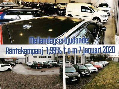begagnad VW Sharan 2.0 tdi DSG (P-värm, Navi)