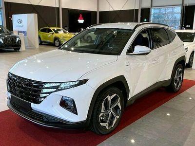 begagnad Hyundai Tucson 1.6T-GDi MHEV 7DCT 4WD Advanced 2021