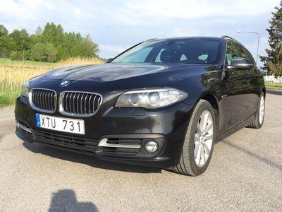 gebraucht BMW 520 d xDrive Touring, F11 (184hk)
