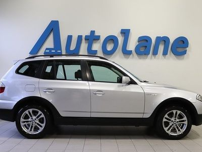 brugt BMW X3 3,0D *Auto*Panorama*PDC