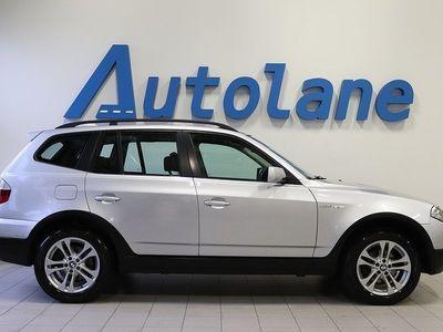 gebraucht BMW X3 3,0D *Auto*Panorama*PDC