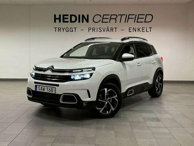 begagnad Citroën C5 Aircross 1.6 PT EAT SHINE 2020, SUV Pris 289 900 kr