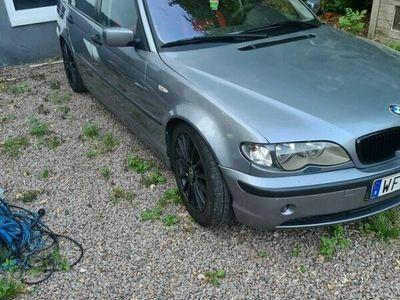 begagnad BMW 320 D LIMOUSINE