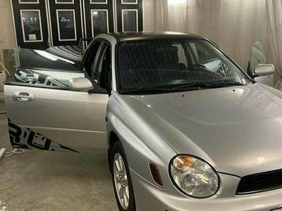 begagnad Subaru Impreza Sedan 2.0 4WD Automat