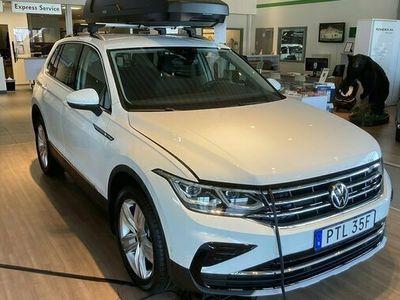 begagnad VW Tiguan CE 2.0 TDI 200 DSG7 2021, SUV Pris 409 400 kr