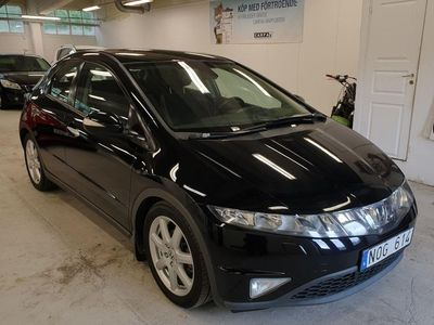 begagnad Honda Civic 5-dörrar 2.2 i-CTDi 140hk