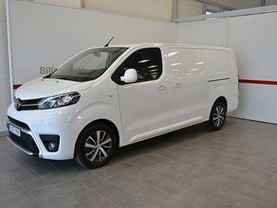 begagnad Toyota Proace LONG 2,0D ADBLUE S&S AUT 8 PROFESSIO 2019, Transportbil 298 750 kr