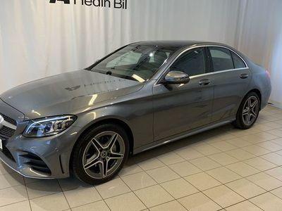 begagnad Mercedes C200 C 200 4matic