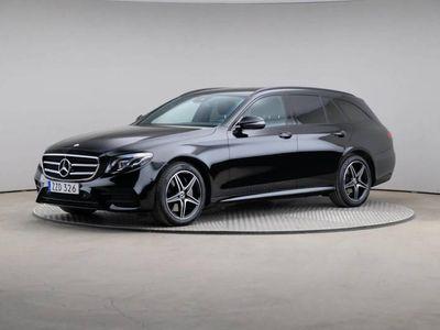 begagnad Mercedes E220 ED T AMG 4matic Premiumpkt Navi Drag Värmare