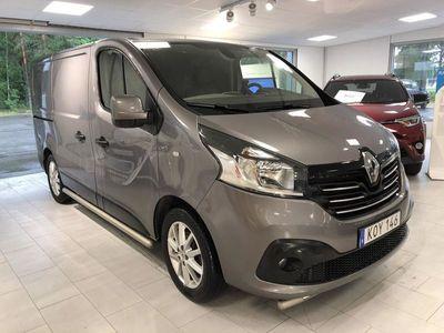 begagnad Renault Trafic 1.6 dCi Skåp L1H1 - LEASEBAR - VINTERHJUL - NAV