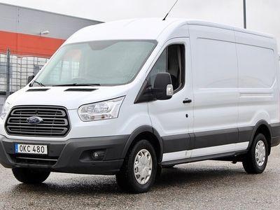 begagnad Ford Transit 2.0 TDCi EU6 170HK VÄRMARE