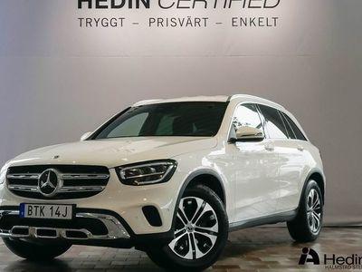 begagnad Mercedes 200 GLCD 4MATIC // Värmare & Adaptiv farthållare //