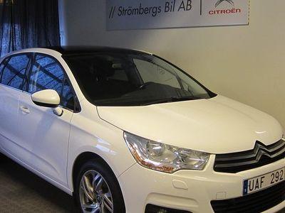 begagnad Citroën C4 1.6 HDi Automat Comfort (110hk)