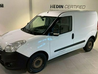 begagnad Opel Combo COMBO VAN FiatVant 1.3 90hk