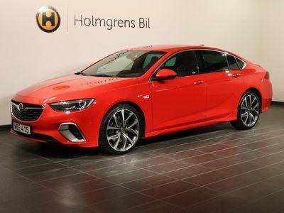 used Opel Insignia 5D GSi 2.0D A8 4x4 /210 hk