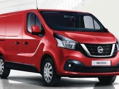 begagnad Nissan NV300 Van dCi 145 L2H1 Working Star Bl -18