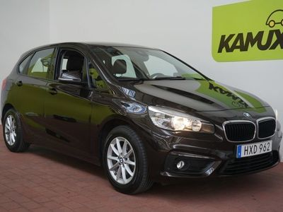 begagnad BMW 218 Active Tourer d Navi Drag HeadUp Display S&V Hjul