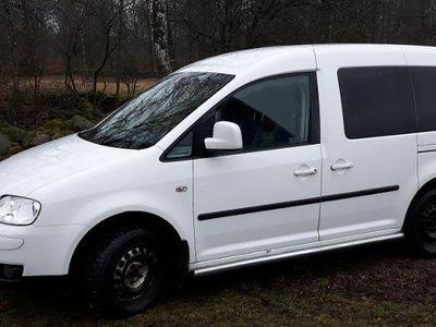 begagnad VW Caddy Life Ecofuel 2.0