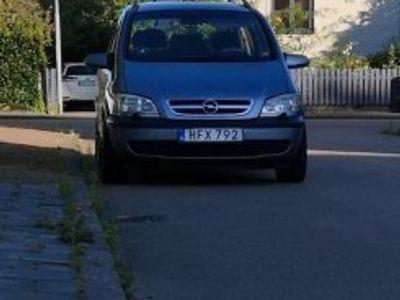 brugt Opel Zafira 7-sits Ny Bes Ny Skatt -04