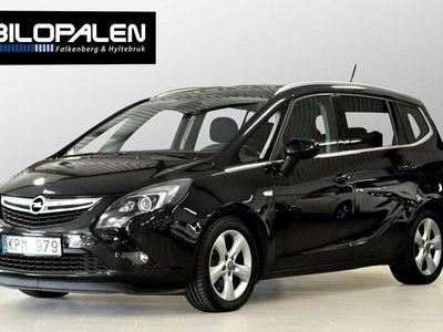 begagnad Opel Zafira Tourer 5 dörrar 1.