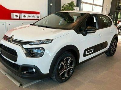 begagnad Citroën C3 PURETECH 82 FEEL FACELIFT 2021, Kombi Pris 138 355 kr