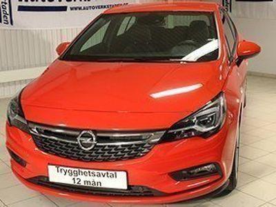 begagnad Opel Astra 5d 1.4 125hk Dynamic