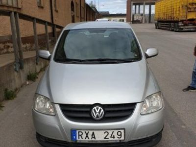 gebraucht VW Fox 1,2 55 hk -06