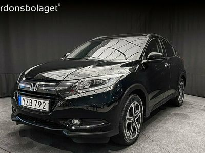 begagnad Honda HR-V 1.5 CVT Executive Navi Dragkrok