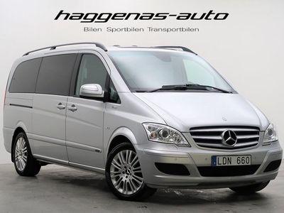 begagnad Mercedes Viano 3.0 V6 / 224hk / Ambiente / 7-sits