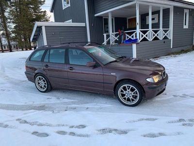 begagnad BMW 320 d e46