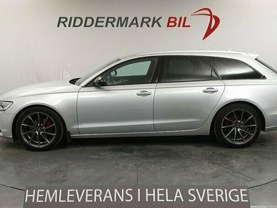 begagnad Audi A6 Avant 3.0 TDI V6 quattro 204hk Navi Helskinn Drag