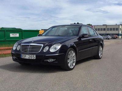 begagnad Mercedes E320 CDI 4Matic W211,