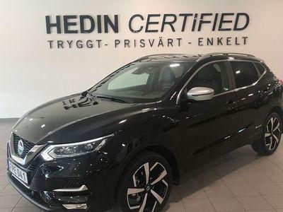 begagnad Nissan Qashqai Tekna+ 2019 140hk