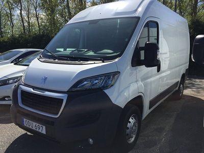 begagnad Peugeot Boxer Van 2,0 BLUE HDI 131 HK L2H2 .1835kr/månad ex moms