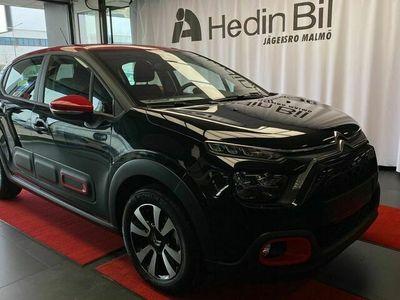 begagnad Citroën C3 SHINE PT110 Automat