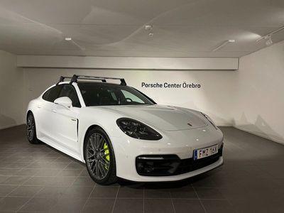begagnad Porsche Panamera 4S E-Hybrid 560hk