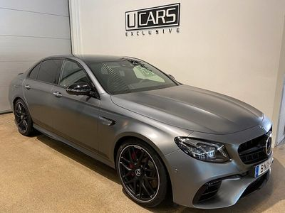 begagnad Mercedes S63 AMG AMG E4M+ 4MATIC+ 612hk / Edition 1