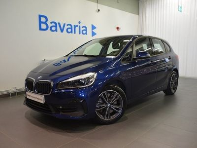 begagnad BMW 225 Active Tourer xe xe Model Sport Connected