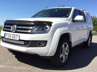 used VW Amarok 2.0 TDI 4motion (180hk)