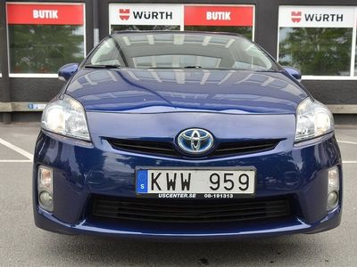 begagnad Toyota Prius Business Automat Hybrid 1,8 HSD
