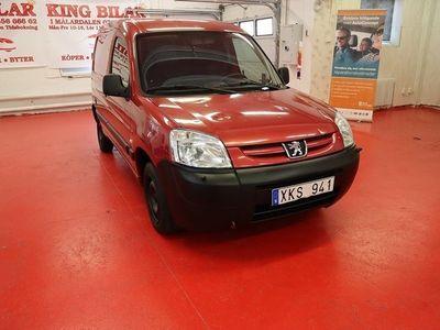 used Peugeot Partner Van/1.4/75HK