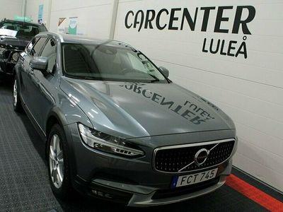 begagnad Volvo V90 CC D4 AWD BUSINESS ADVANCE 190Hk SE UTR