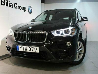 begagnad BMW X1 xDrive20d Sport Line Harman/Kardon Drag