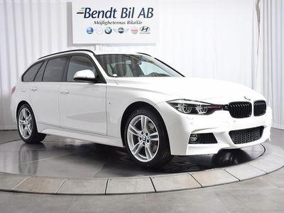 brugt BMW 320 d xDrive / Läder / Drag / M-sport