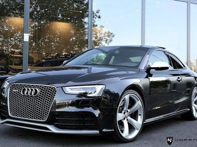 begagnad Audi RS5 Coupé 450hk Facelift / Pano Navi