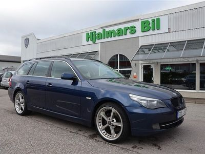 begagnad BMW 525 D (197hk) Touring Nybes. -08