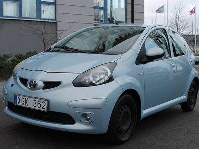 gebraucht Toyota Aygo 1.0 VVT-i 5dr (68hk)8100MIL