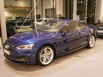 gebraucht Audi A5 Coupé CP 2.0TFSI 252HK Q STR SPOR