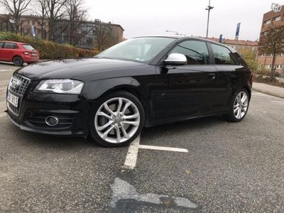 begagnad Audi S3 2.0TFSI Quattro S-TRONIC -10